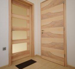 vhodna vrata naj nudijo zelo veliko mero varnosti