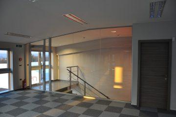 Steklene predelne stene po ugodni ceni