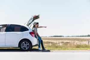 Potovanje z avtomobilom