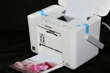 tiskalnik za tiskanje nalepk