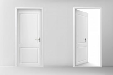 ALU vrata