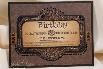 telegram za rojstni dan